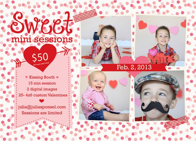 Valentines Mini Sessions | Kissing Booth | San Diego Photographer » Julia  Sponsel Photography | Frisco Photographer | Frisco Senior Photographer