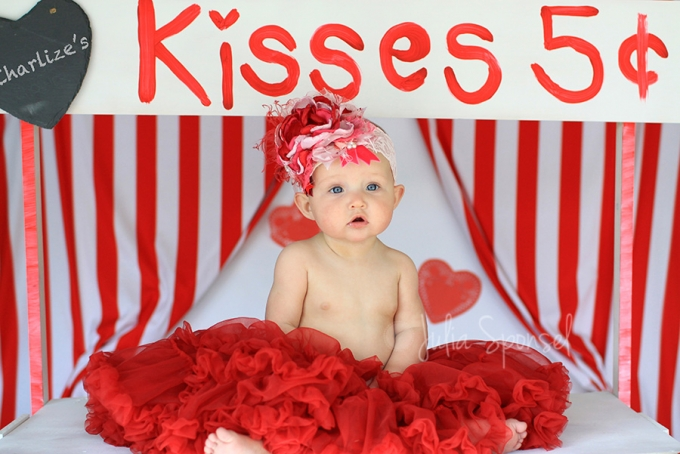 Kissing Booth Happy Valentines Day Julia Sponsel Photography